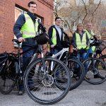 das immo büro | Makler Lübeck mit E-Bikes