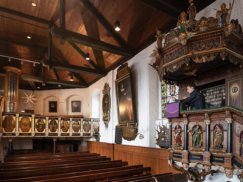 das immo büro | Makler Lübeck Matterport Fischerkirche