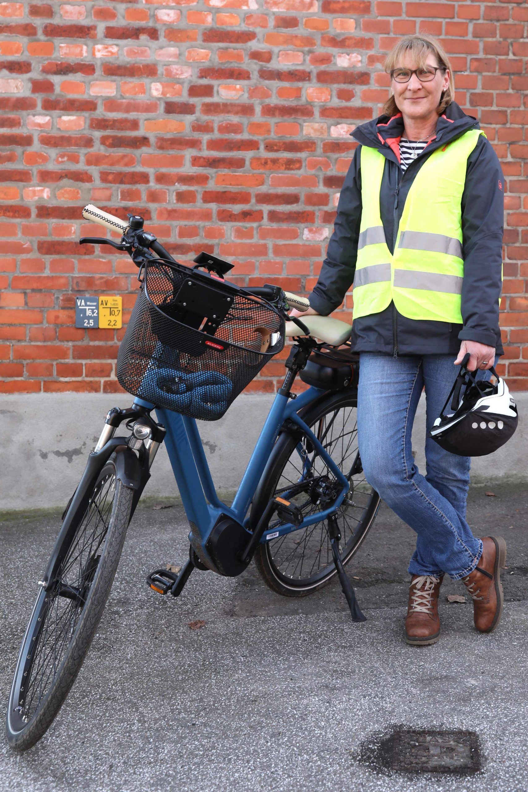 Unser Maklerbüro fährt E-Bike