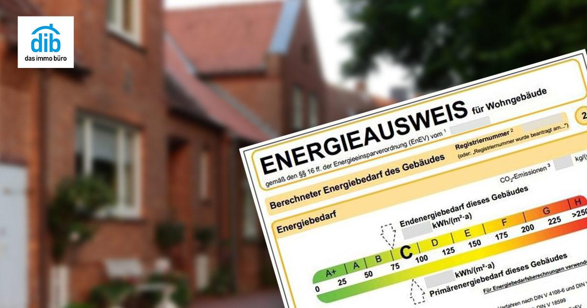 das immo büro | Energieausweis für Ihre Immobilie