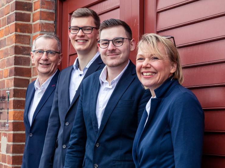 das immo büro Makler Lübeck – Team Ute und Kay Lüneburg