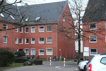 Charmante 2-Raum-Wohnung in Lübeck! Mit Balkon!, 23552 Lübeck, Etagenwohnung